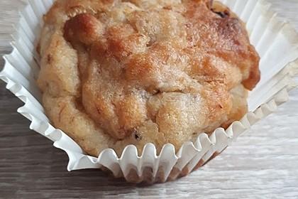 Bananen-Split-Muffins mit Joghurt 1