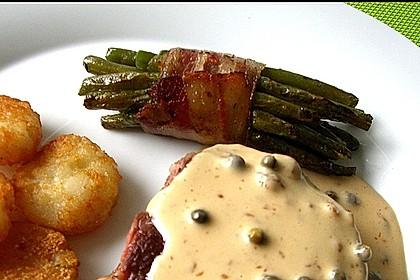 Grüne Bohnen im Bacon-Mantel à la Didi 6
