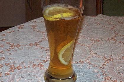 Bierbowle mit Zitronen 1