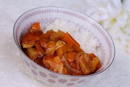 Hähnchen süßsauer wie im Chinarestaurant 16