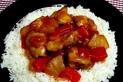 Hähnchen süßsauer wie im Chinarestaurant 3