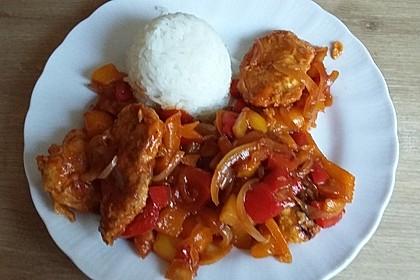 Hähnchen süßsauer wie im Chinarestaurant 31