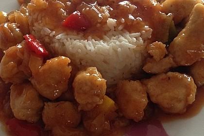 Hähnchen süßsauer wie im Chinarestaurant 29
