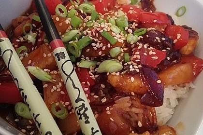 Hähnchen süßsauer wie im Chinarestaurant 1