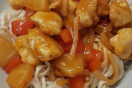 Hähnchen süßsauer wie im Chinarestaurant 6