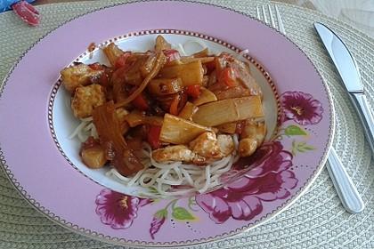 Hähnchen süßsauer wie im Chinarestaurant 20
