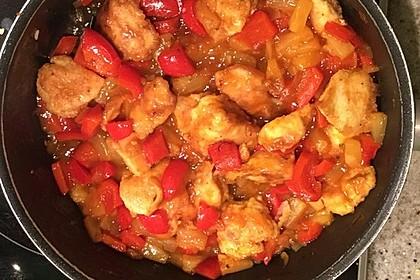 Hähnchen süßsauer wie im Chinarestaurant 56