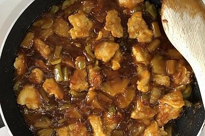 Hähnchen süßsauer wie im Chinarestaurant 50