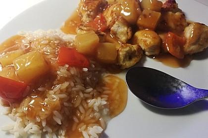Hähnchen süßsauer wie im Chinarestaurant 38