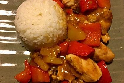Hähnchen süßsauer wie im Chinarestaurant 26