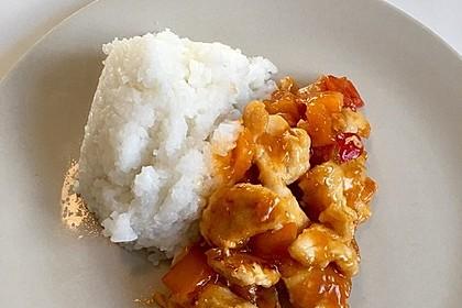 Hähnchen süßsauer wie im Chinarestaurant 55