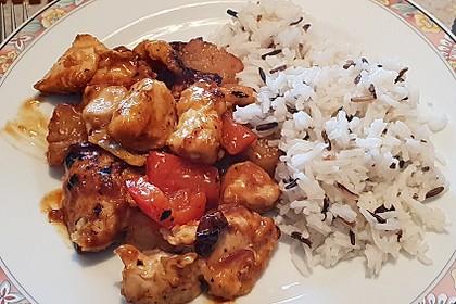 Hähnchen süßsauer wie im Chinarestaurant 36