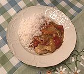 Hähnchen süßsauer wie im Chinarestaurant (Bild)