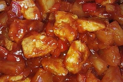 Hähnchen süßsauer wie im Chinarestaurant 60