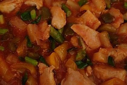 Hähnchen süßsauer wie im Chinarestaurant 62
