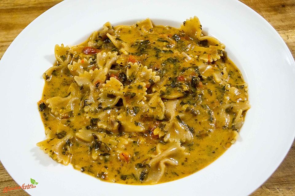 One Pot Pasta Italienischer Wundertopf Von Natuerlichlecker