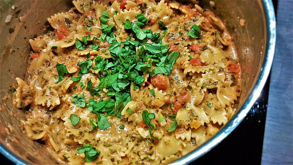 One-Pot-Pasta: Italienischer Wundertopf von NatuerlichLecker   Chefkoch