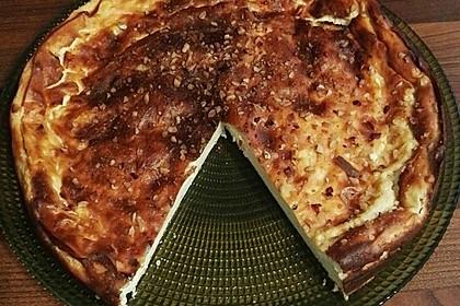 Protein cheesecake 1