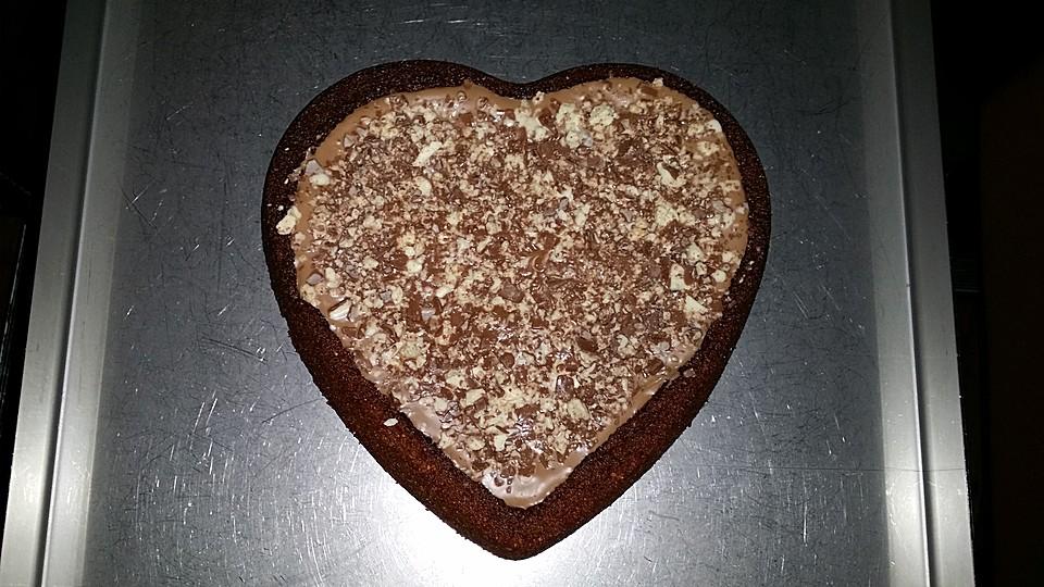Scholokadenkuchen Mit Kinder Schokolade Von Apexgroove Chefkoch De