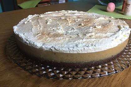 Apfelmus-Sahne-Torte 2