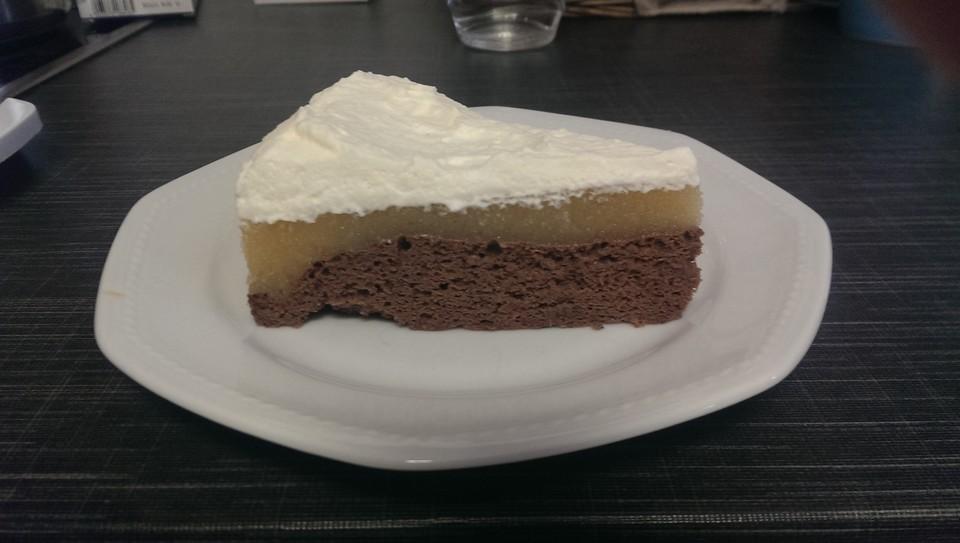 Apfelmus Sahne Torte Von Fitspo Chefkoch De