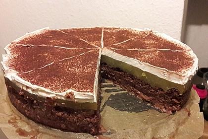 Apfelmus-Sahne-Torte 3