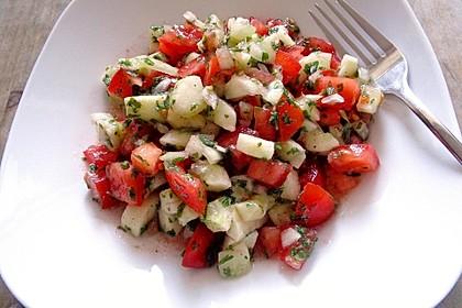 Israelischer Salat 8