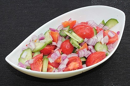 Israelischer Salat 6