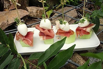Melonen-Mozzarella-Prosciutto-Sticks 2