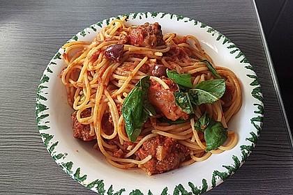 Spaghetti alla Mafia di Sicilia