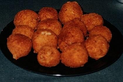 Karibische Kartoffel-Garnelen-Bällchen 1