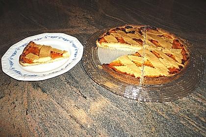Fantasmas Crostata mit Aprikosenmarmelade 1