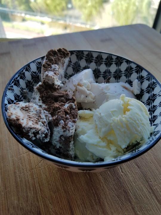 Grundrezept Eis Ohne Eismaschine Von Voll Korn Chefkoch
