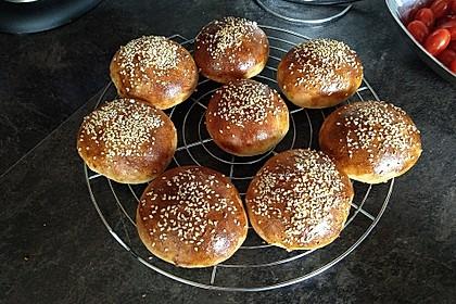 Hamburger und Hot Dog Buns (Bild)