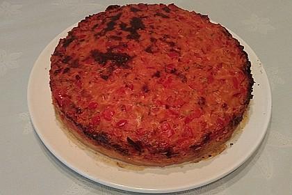 Vegetarische Paprika-Zwiebel-Quiche 36