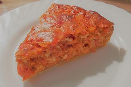 Vegetarische Paprika-Zwiebel-Quiche 14