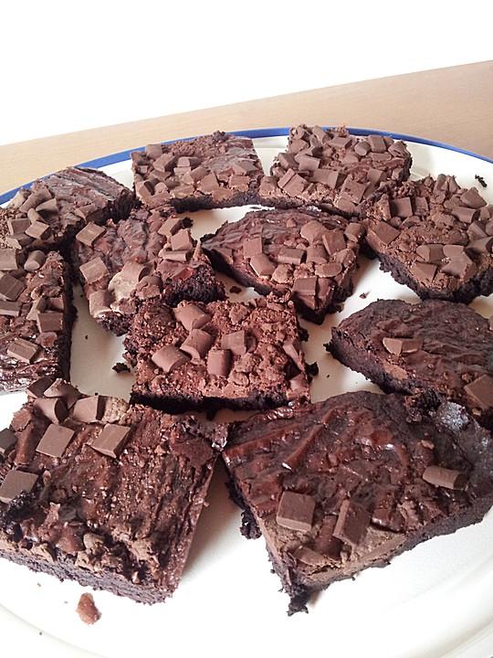 Schnelle Kakao Brownies Von Chefkoch Video Chefkoch De