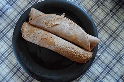 Paleo Pfannkuchen mit Kastanienmehl