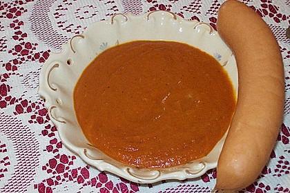 Weltbeste Currywurstsauce 3