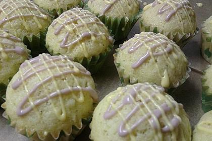 Zitronen-Mandel-Muffins