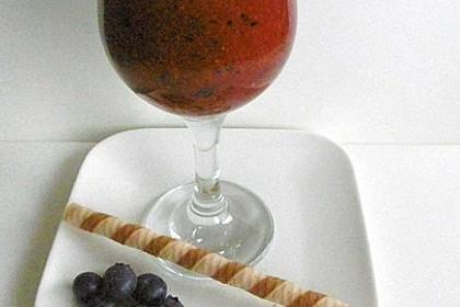 Erdbeer-Heidelbeer-Smoothie 1