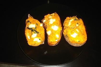 Gebackene Süßkartoffeln 23
