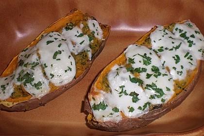 Gebackene Süßkartoffeln 7
