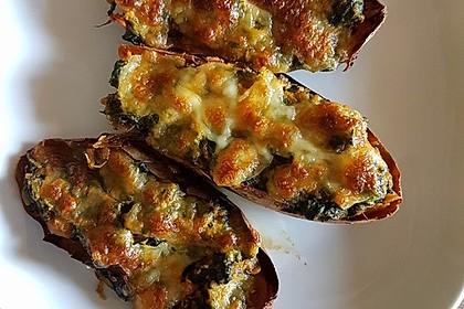 Gebackene Süßkartoffeln 19