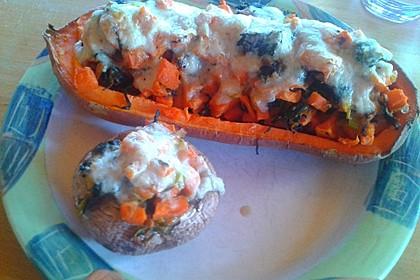 Gebackene Süßkartoffeln 15