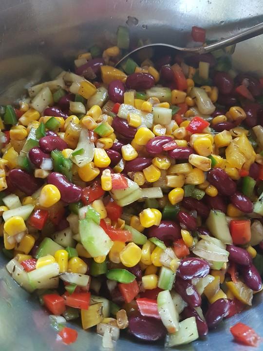 Sommer Grill Salat Von Neoprenfisch Chefkoch