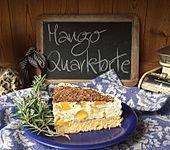 Mango-Quarktorte (Bild)