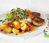 Karotten-Bratkartoffeln (Bild)