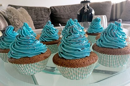 Cupcake Frosting mit Mascarpone (Bild)