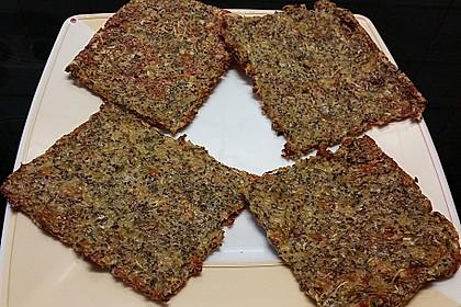Grundrezept Low Carb Pizzaboden, Pizzabrot, Wrap 1